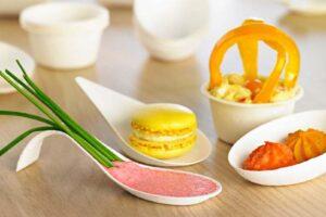Surprenez vos invités avec un kit de vaisselle jetable écologique