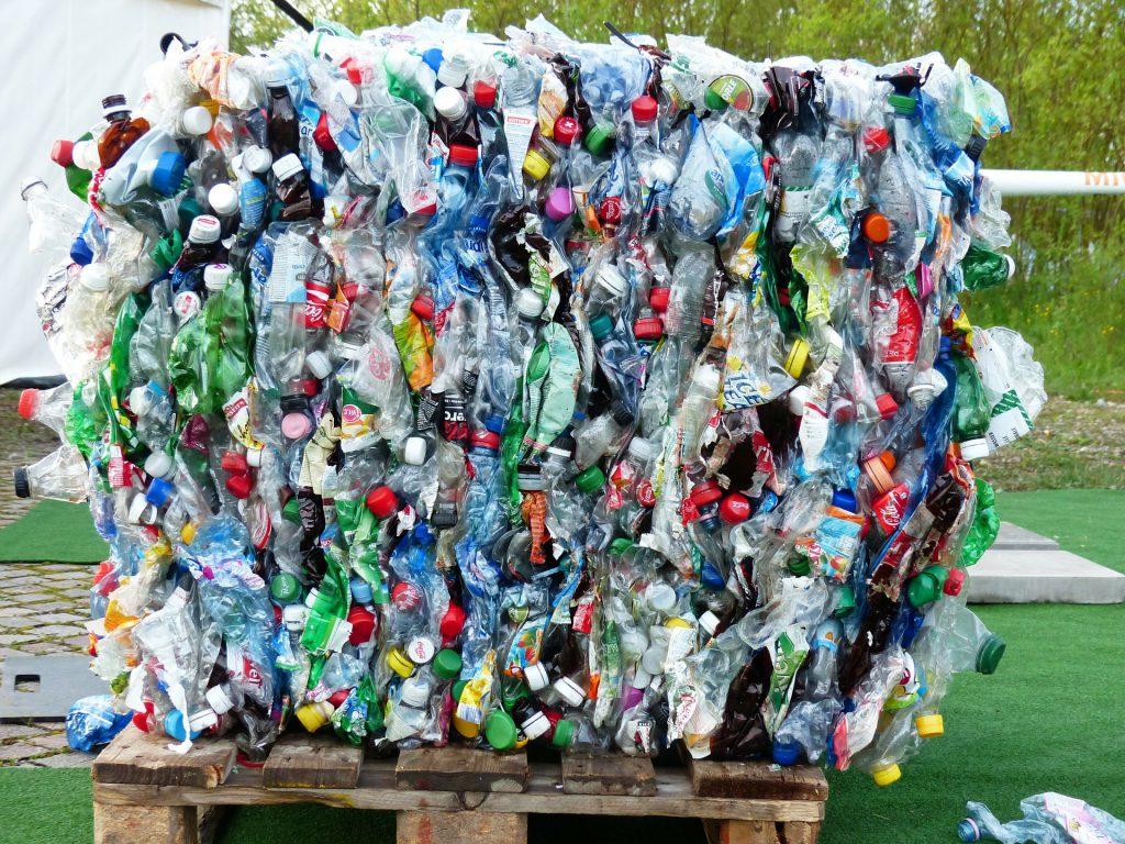 plástico biodegradable acumulación
